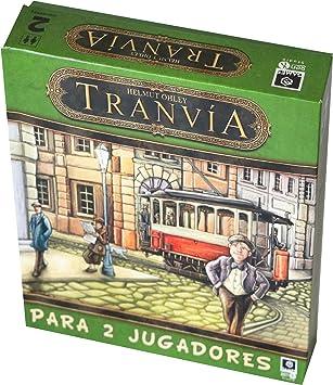 SD Games - Tranvia, Juego de Mesa (SDGTRANVIA1): Amazon.es ...