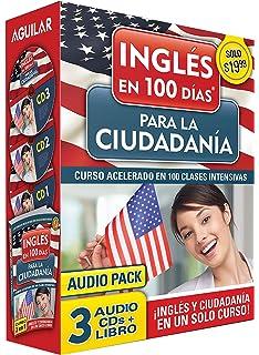 Curso de Inglés en 100 días para la ciudadanía / Prepare for Citizenship with English in