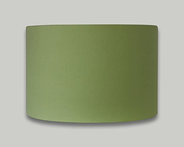 Green Drum Lampshade 20cm 25cm 30cm 35cm 40cm 50cm 60cm 70cm Lamp Shade Lightshade