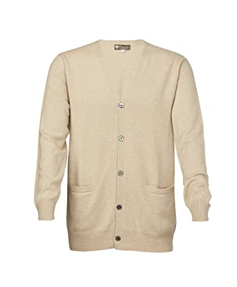 Men's Cashmere Cardigan at Amazon Men's Clothing store: Cardigan ...