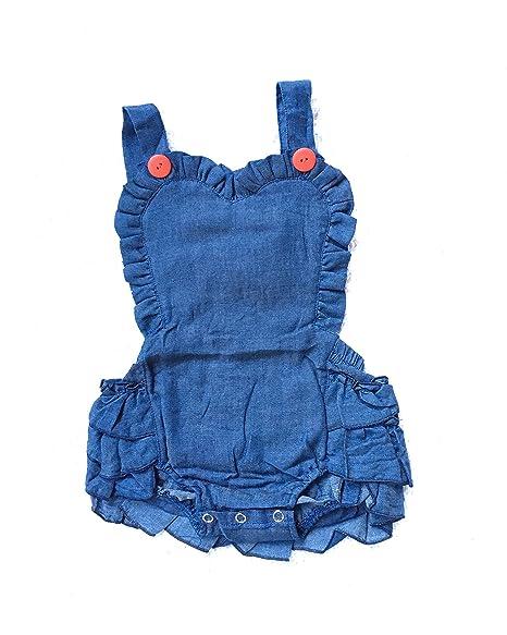 3b58ada37ff Amazon.com  Little Love Infant Baby Kids Clothes Bodysuit Romper ...