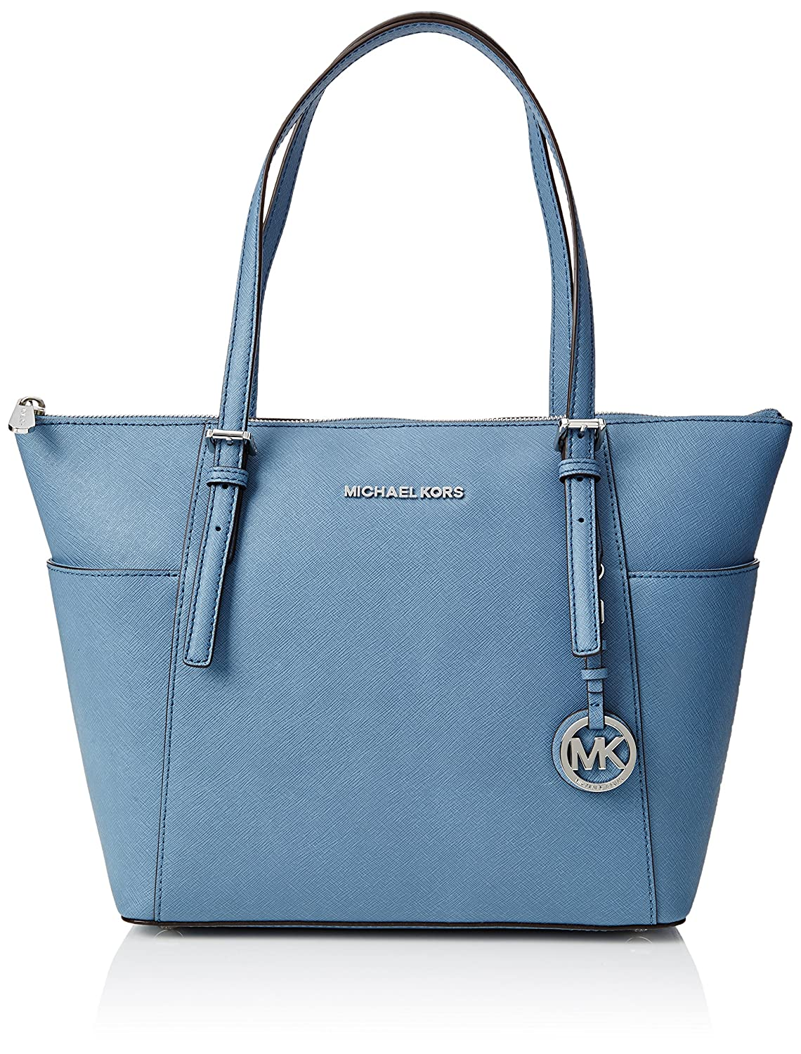 3e5f6af47505 Amazon.com  Michael Kors Women s Jet Set Item Ew Tz Tote