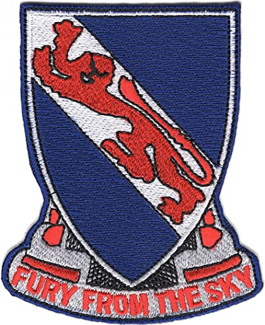 508th Airborne Infantry Regiment Patch