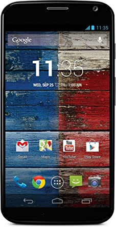 Amazon.com: Motorola Moto X, 16 GB (Sprint), Negro