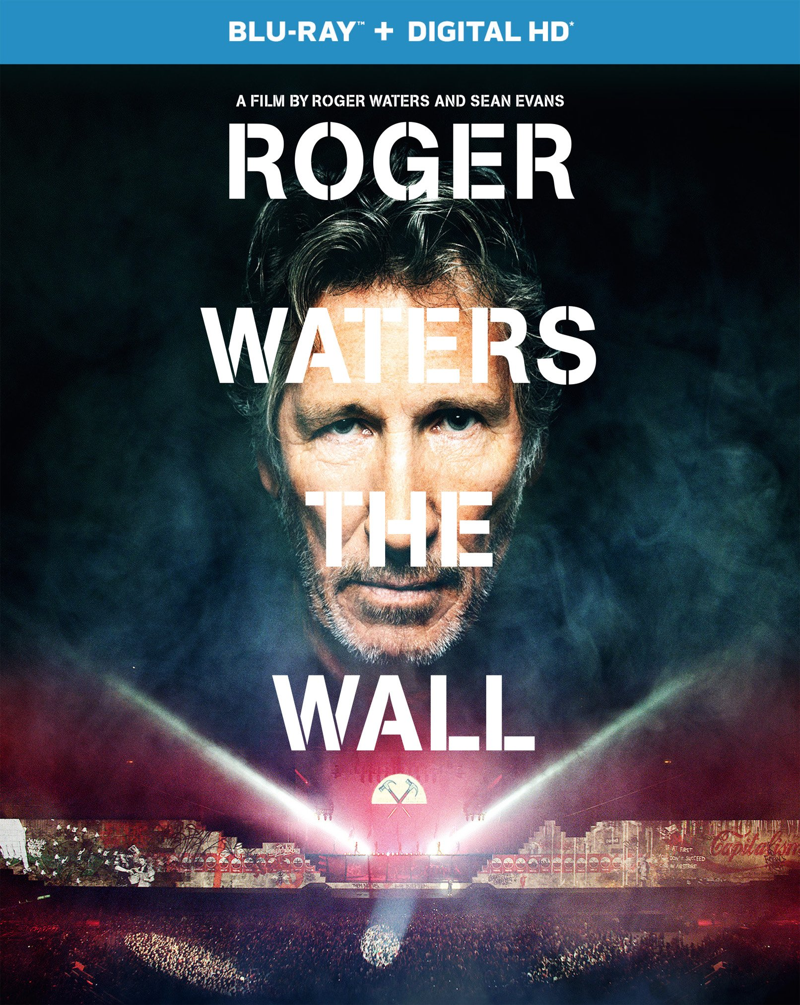 Blu-ray : Roger Waters - The Wall (Ultraviolet Digital Copy, 2 Pack, Snap Case, Slipsleeve Packaging, Digital Copy)