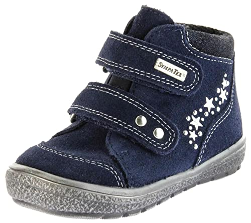 Richter Kinder Klettschuhe Star 1533 831 blau 167230: Amazon