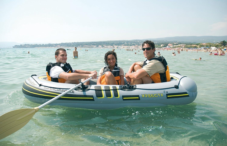 Ruder- & Paddelboote Sevylor Supercaravelle XR86 GTX-7 Schlauchboot Badeboot