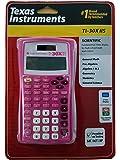 Texas Instruments TI-30X IIS 2-Line Scientific Calculator, Magenta
