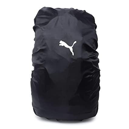 4e3f967abde Puma Black Rain & Dust Cover for Backpack (7534201): Amazon.in: Bags,  Wallets & Luggage