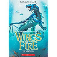 The Lost Heir (Wings of Fire #2) (2)