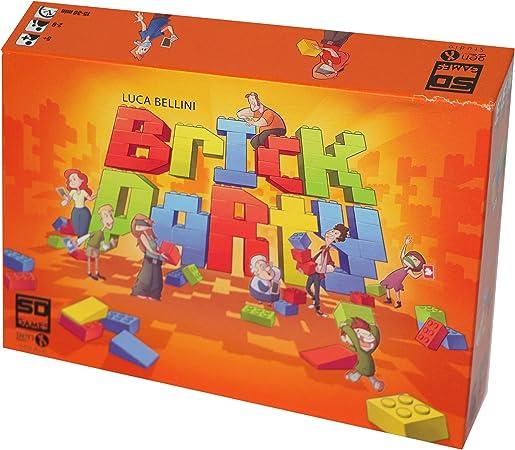 SD Games - Brick Party, Juego de Mesa (SDGBRICPA01): Amazon.es: Juguetes y juegos