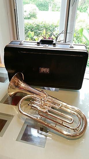 Jupiter Jal 456 Tenor Horn Musical Instruments & Gear