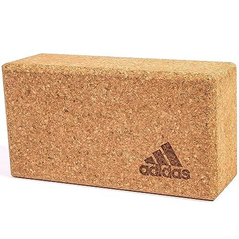 adidas ADYG-20100CORK Bloque de Yoga, Unisex, marrón, Talla ...