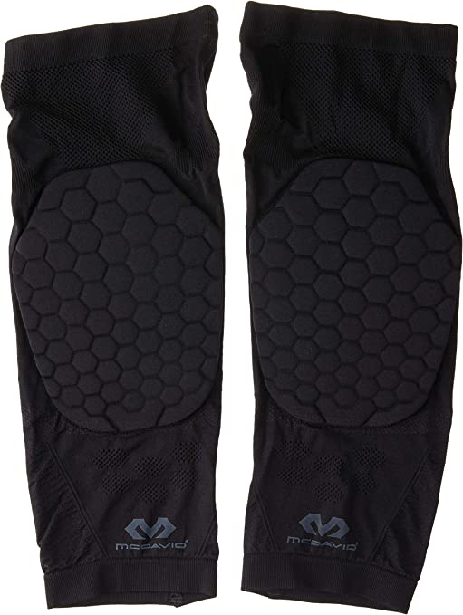 Leg Compression Sleeve with Padding McDavid Basketball Reversible Knee Sleeves with HEX Pair of 2