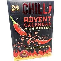 24 dagen hete saus - Chilli Lovers Adventskalender-Nieuwe verpakking 2020