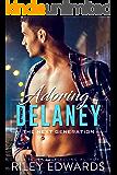 Adoring Delaney (The Next Generation Book 5)