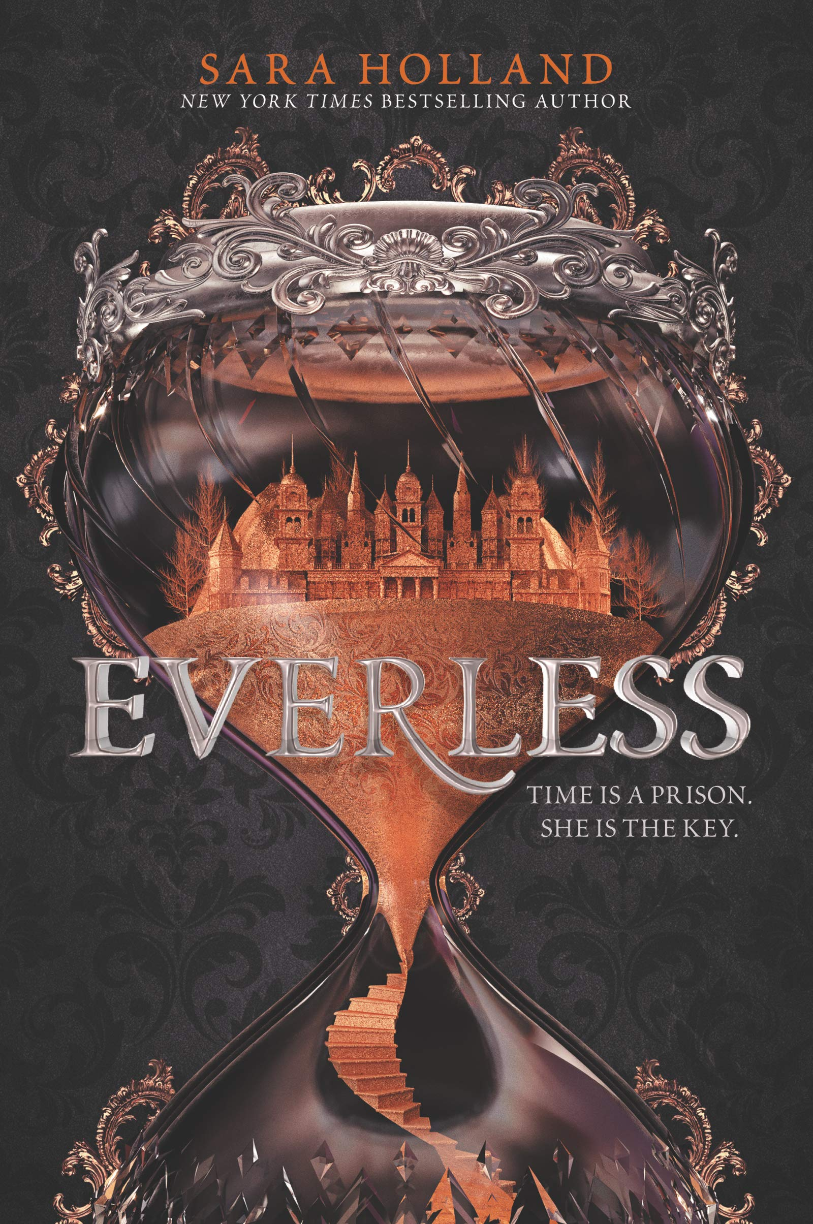Everless by Sarah Holland