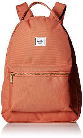 34c49056a000 Herschel Nova Mid-Volume Backpack Apricot Brandy One Size