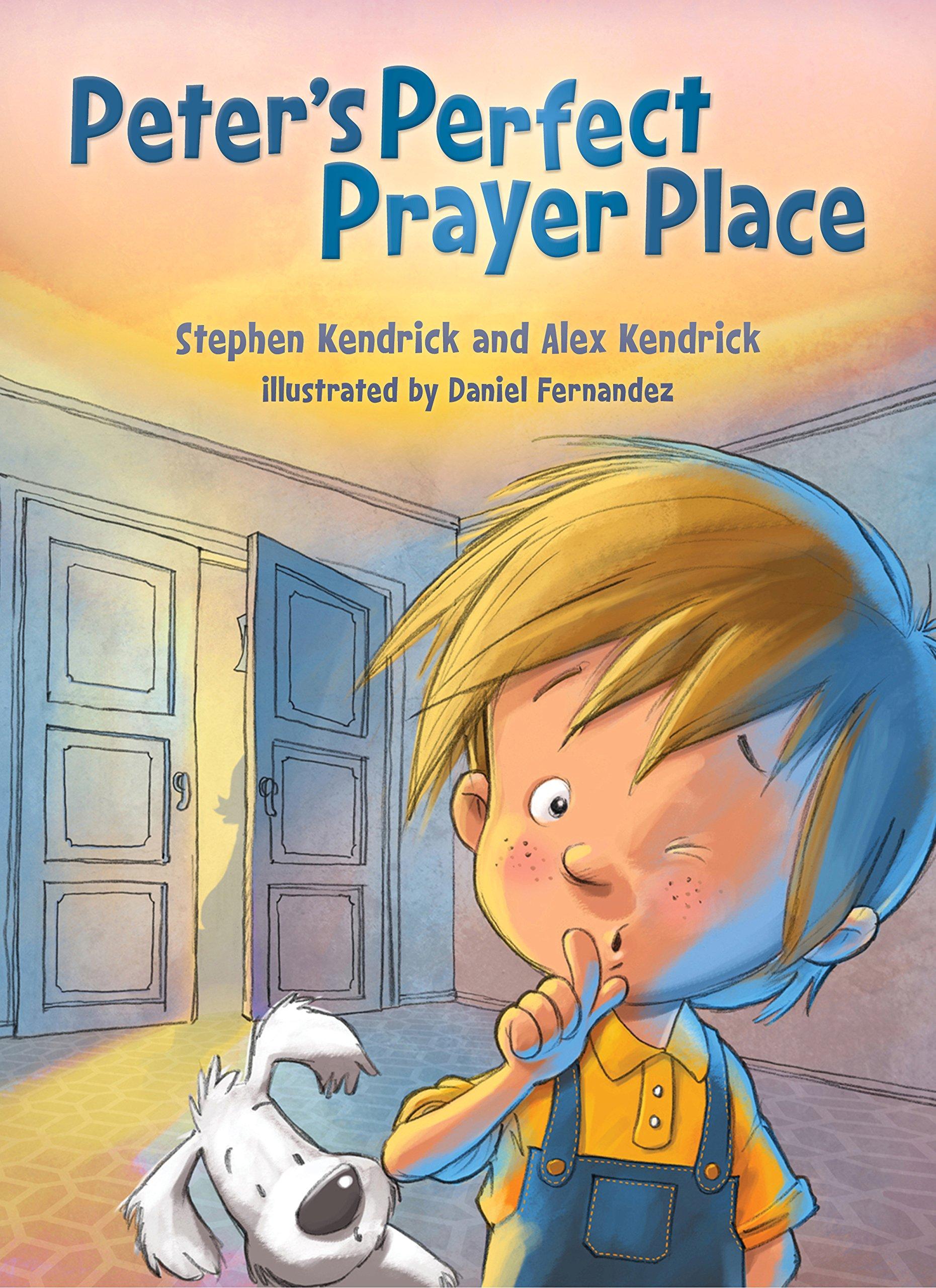 Download Peter's Perfect Prayer Place pdf epub