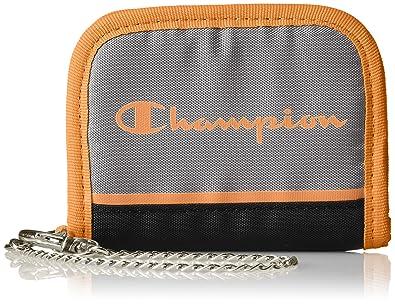 e1b0b58164b3 Amazon | [チャンピオン] 財布 子供用 小銭入れ グレー | Champion(チャンピオン) | 小銭入れ