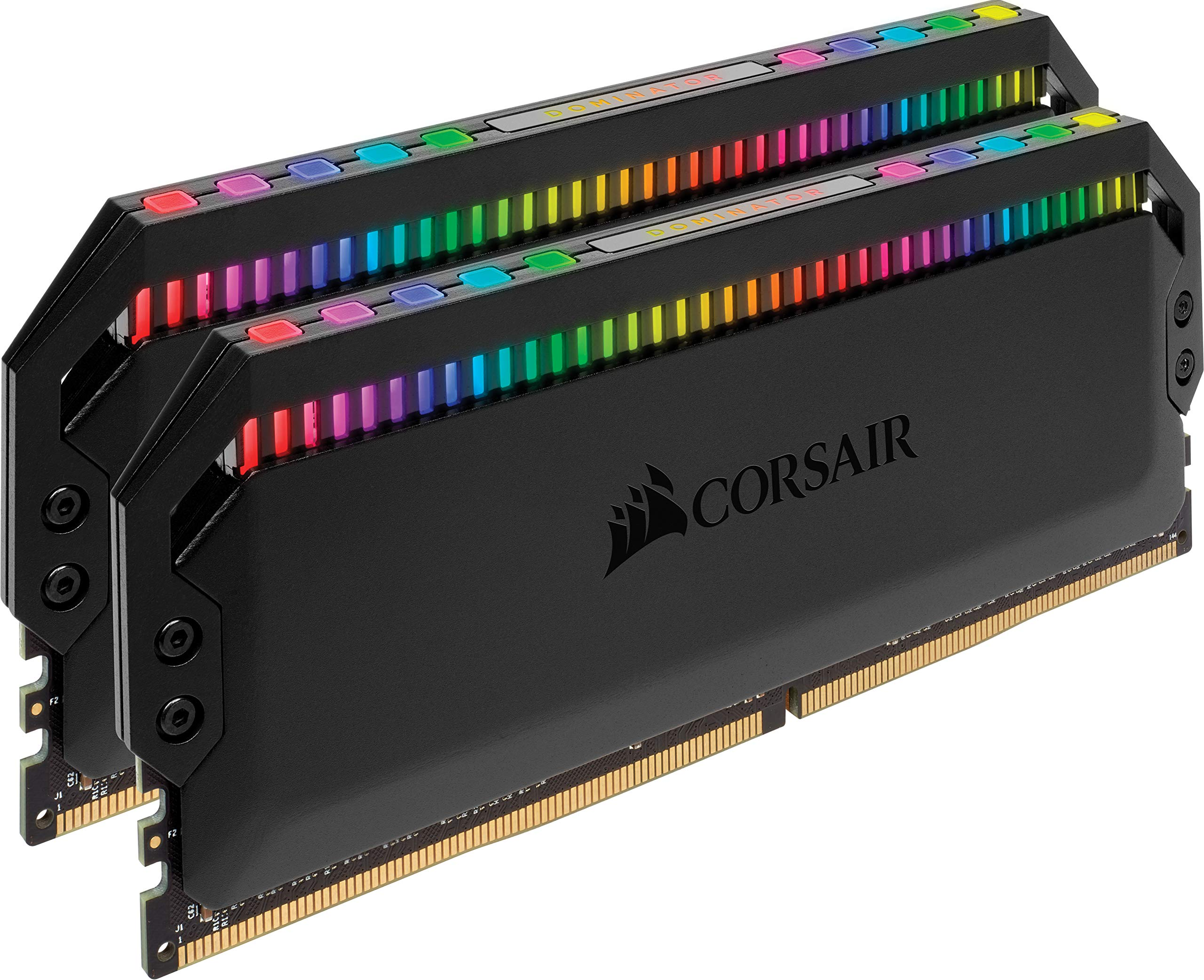 Memoria Corsair Dominator RGB 16GB 2x8GB DDR4 4266 PC4-34100