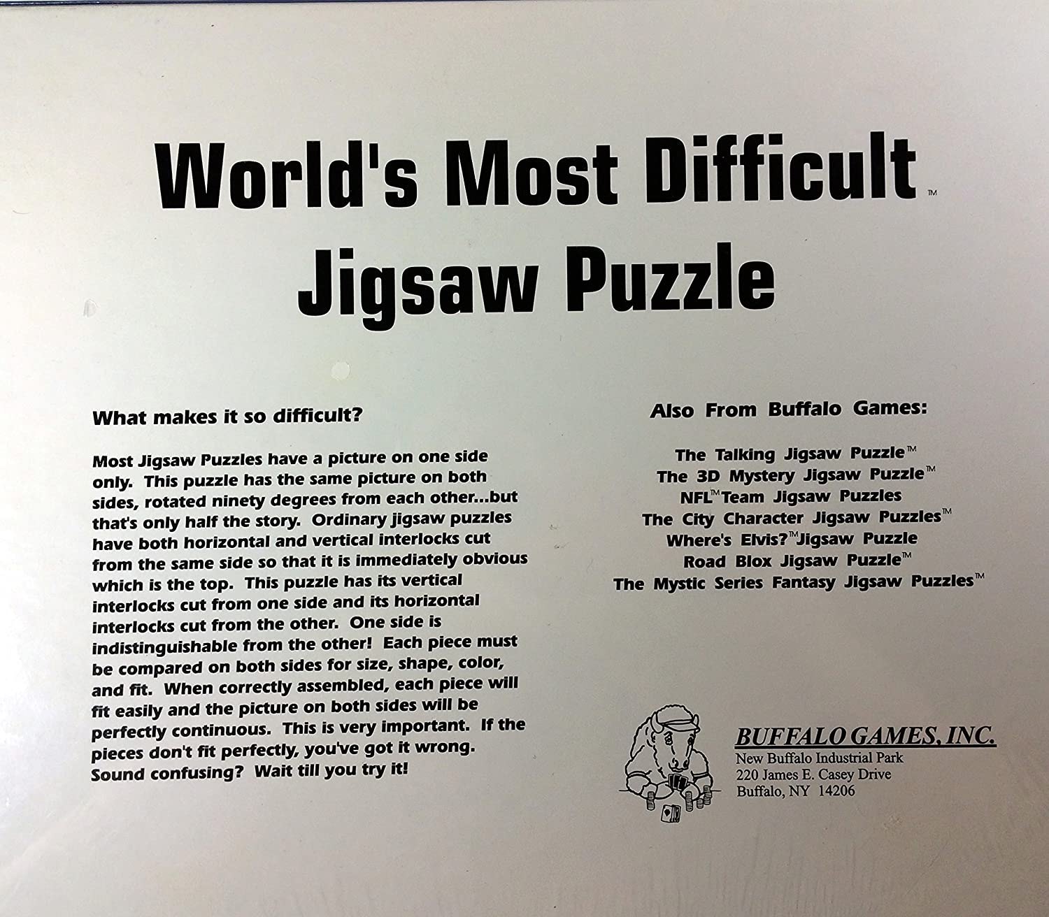 amazon com worlds most difficult puzzle dogs edition toys games