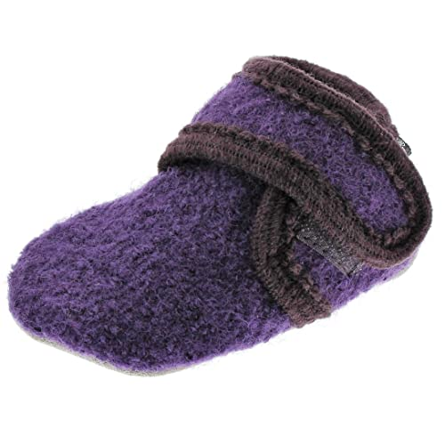 05be375008f7a Eco Kids Wool-Soft Leather Sole Unisex Boy Girl Slippers Booties First  Shoes - 7 Colors- Baby-Toddler