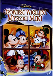 mickeys xmas carol dvd region 2 english audio english subtitles - Mickeys Christmas Carol Blu Ray