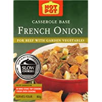 Continental Hot Pot Casserole Base French Onion 80g