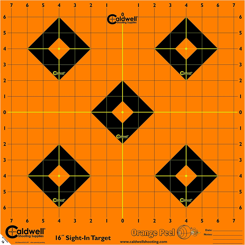 Caldwell 5 Hojas de Diana para Sentadillas 40,6 cm