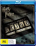 Harry Potter: Year 3 (Harry Potter and the Prisoner of Azkaban) (Special Limited Edition) (Blu-ray)