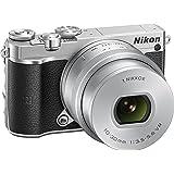 "Nikon 1 J5 - Cámara EVIL de 20 Mp (pantalla táctil LCD de 3"", estabilizador óptico) - con objetivo Nikkor 1 VR 10-30mm f/3.5-5.6 PD-Zoom (importado)"