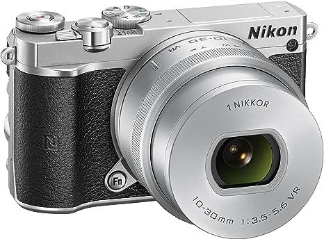 Nikon 1 J5 - Cámara Evil de 20 MP (Pantalla táctil LCD de 3 ...