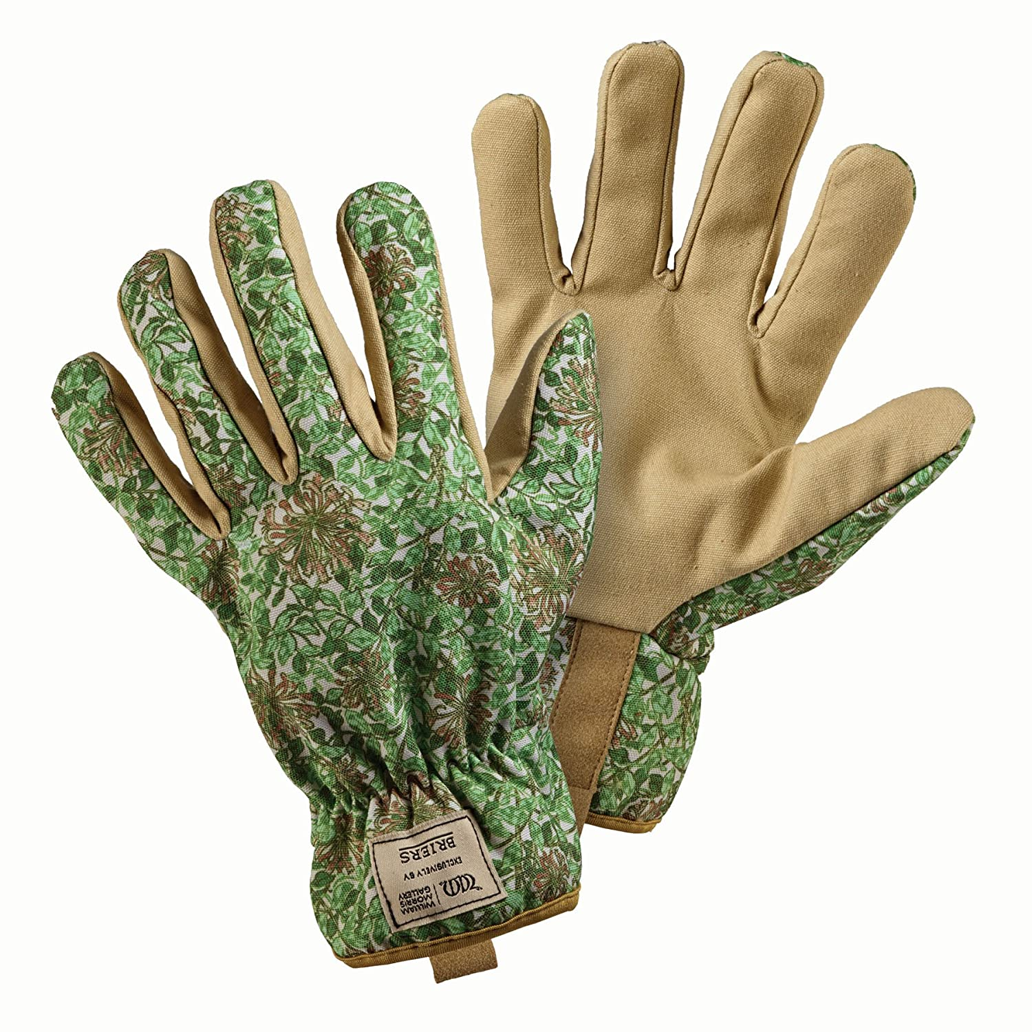 William Morris Honeysuckle Gardeners Glove by Briers Briers Ltd B6328