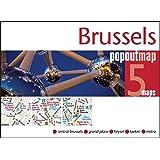 Brussels PopOut Map (Popout Maps)