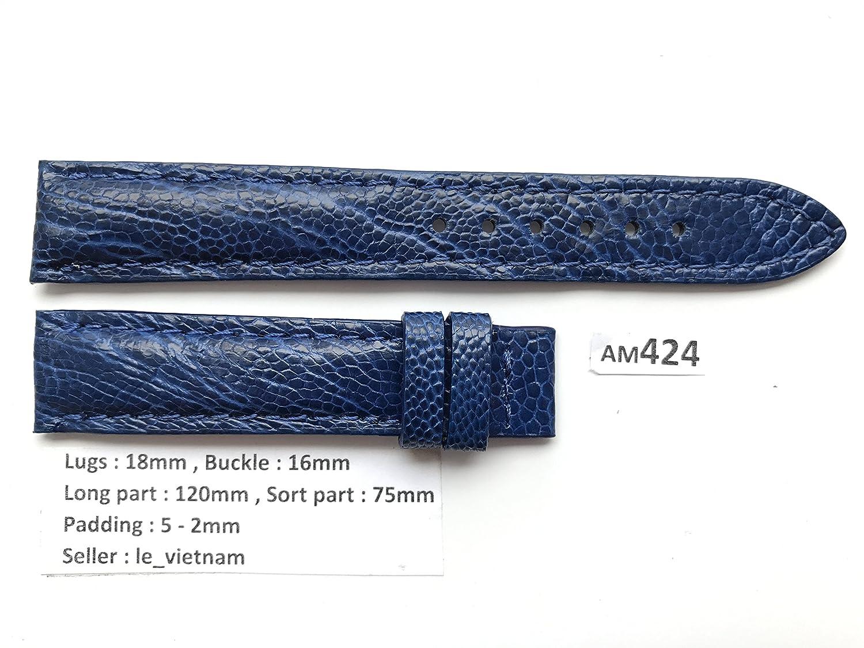 le_vietnam APPAREL メンズ US サイズ: 18mm / 16mm カラー: ブルー  B07849S58S