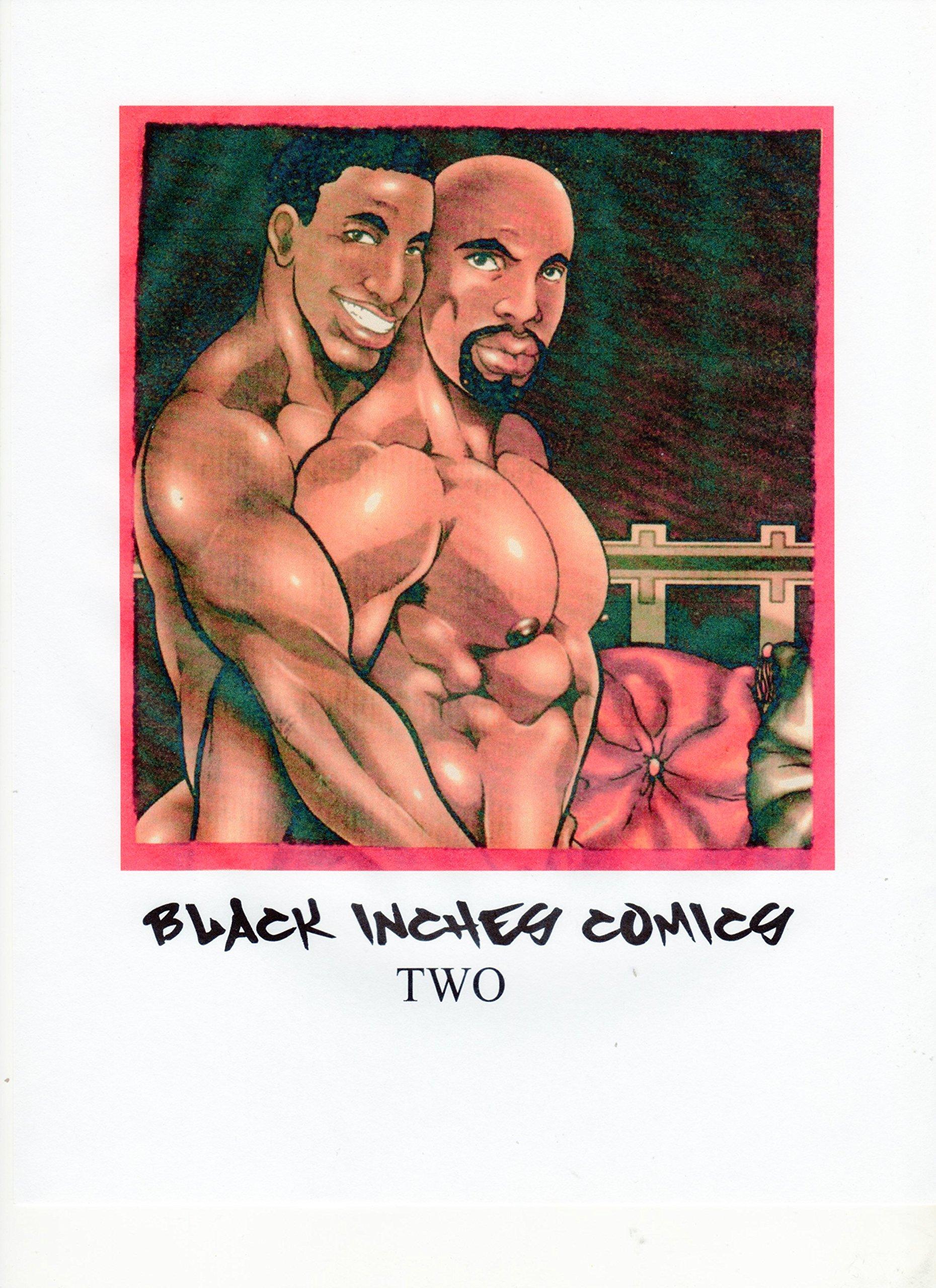 Gay Black Inches Magazine Comics Book Two pdf epub