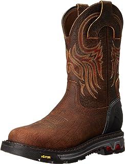 303f14bbfb5 Amazon.com | Justin Boots Men's Commander X-5 WK2104 Work Boots ...