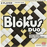 Mattel Blokus Duo Two Player Strategy Game