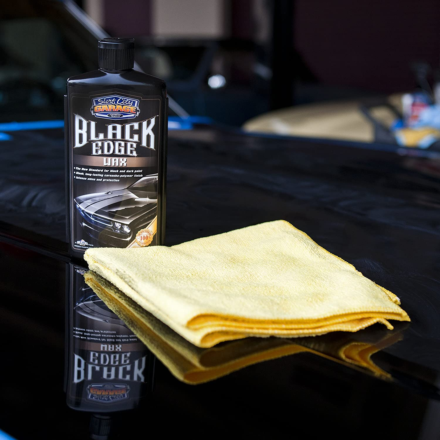 Best Wax For Black Cars