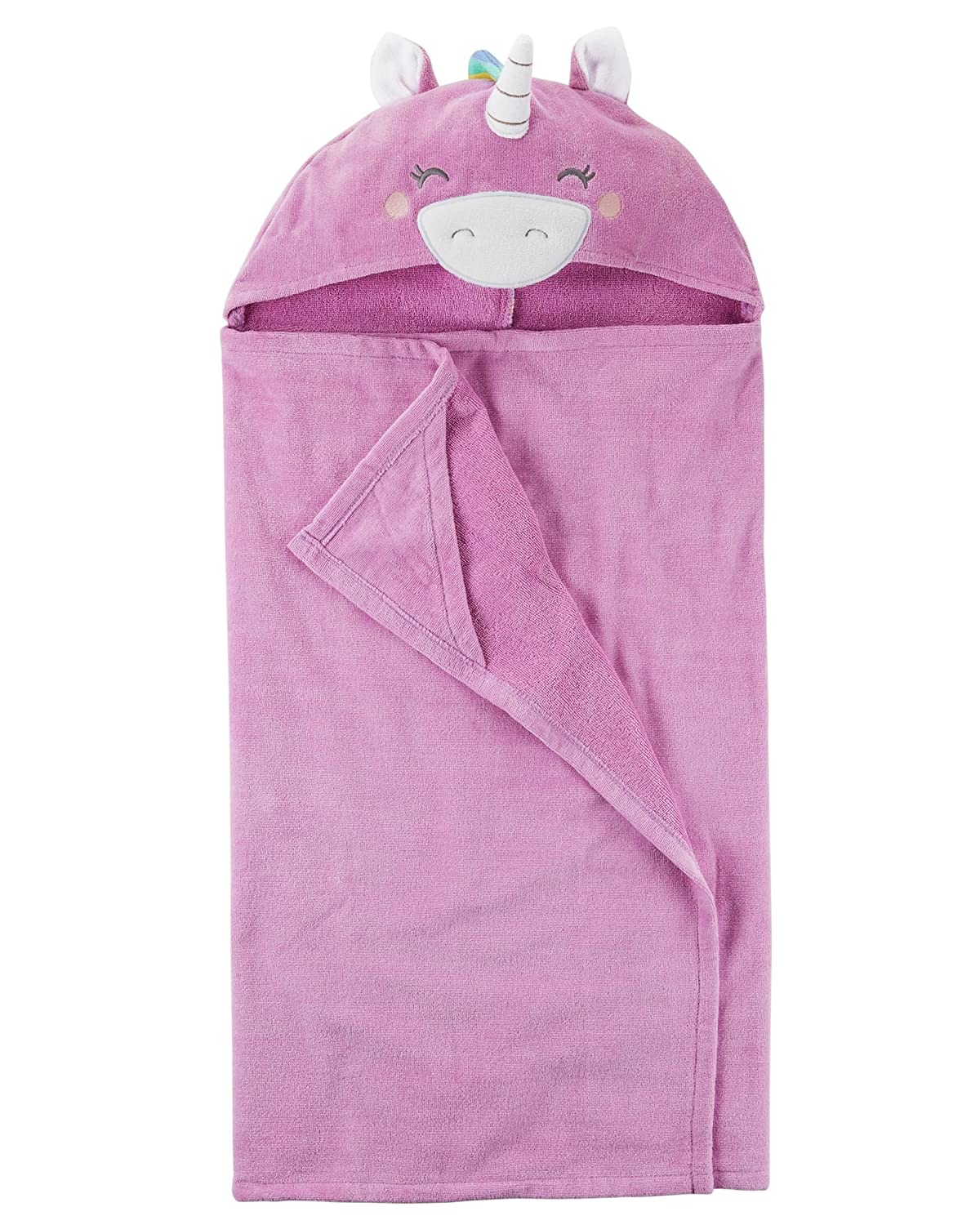 Carter's Girls' Hooded Towel