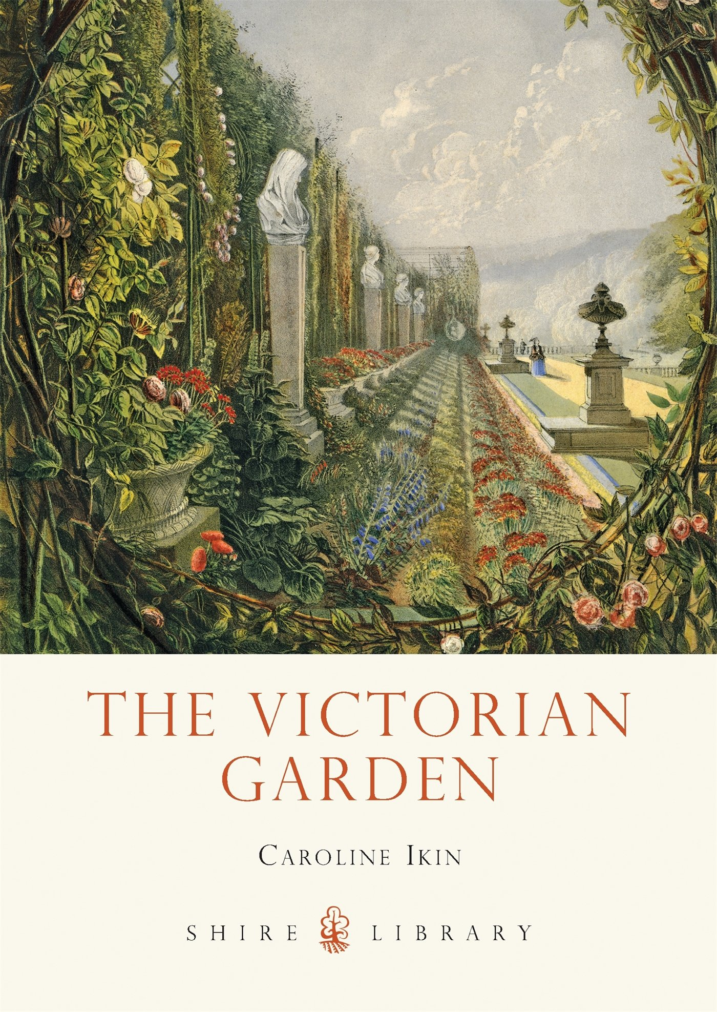 Amazon.com: The Victorian Garden (Shire Library) (9780747811527): Caroline  Ikin: Books