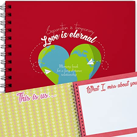 Memory Book Stickers For Long Distance Relationship Perfect For