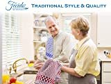 Fecido Classic Kitchen Dish Towels with Hanging