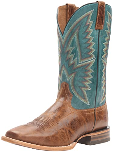 Amazon.com | Ariat Men's Hesston Western Cowboy Boot | Western