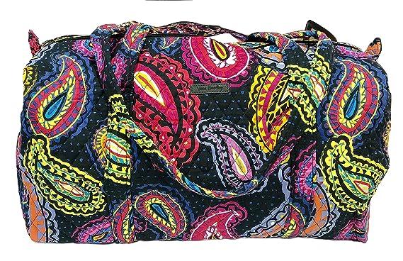 Vera Bradley Small Duffel Bag (Twilight Paisley) edd6f0678540e