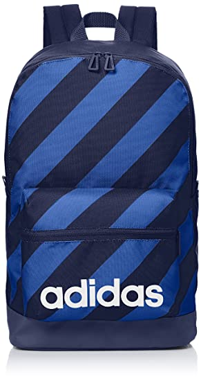 adidas dm6123 Backpack, Unisex Adult, White Blue (azuosc Carbon ... 0fb9f2df4b