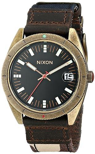 Nixon Men s A355-1661-00 Rover II Analog Display Japanese Quartz Watch