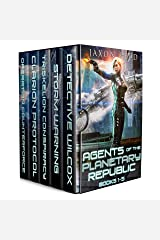 Agents of the Planetary Republic Books 1-5 Kindle Edition