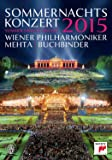 Sommernachtskonzert 2015 / Summer Night Concert 2015 [DVD] [NTSC]